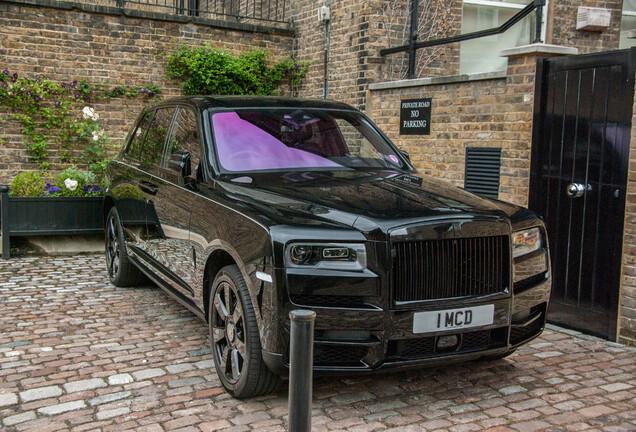 Rolls-Royce cul