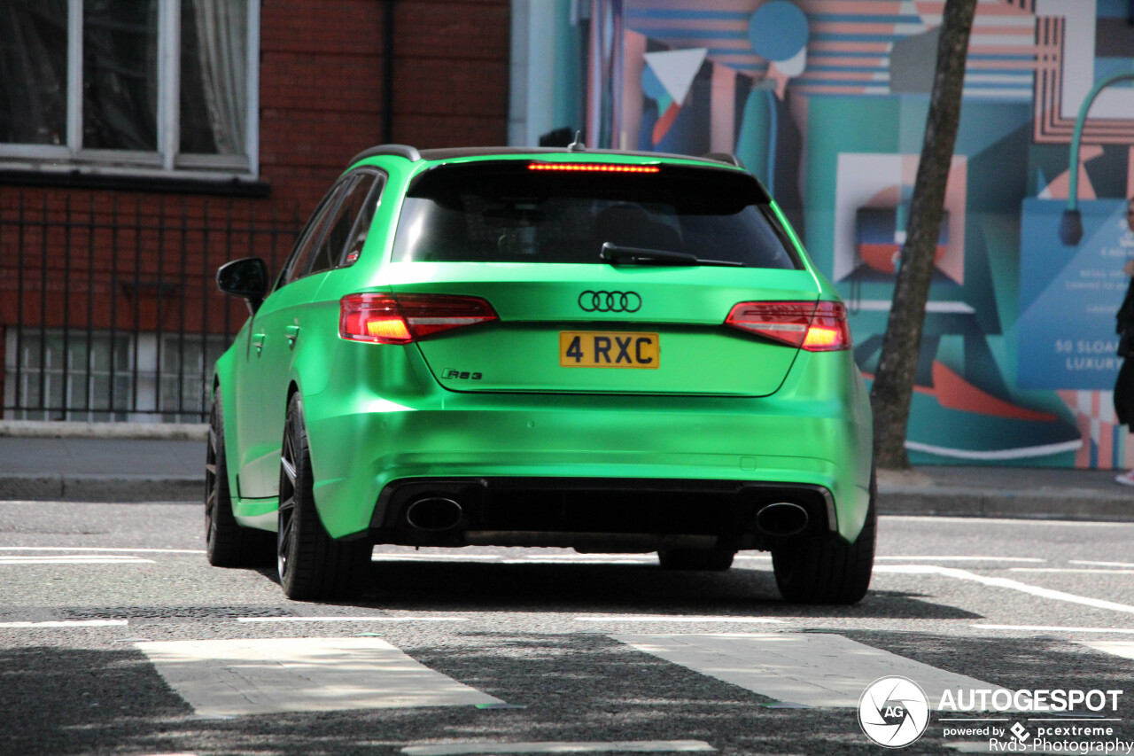 Audi RS3 Sportback 8V - 17 June 2019 - Autogespot