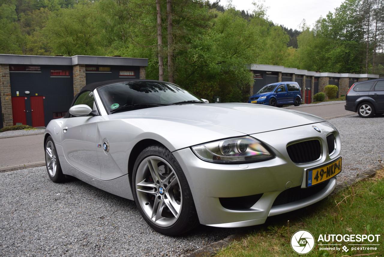 BMW Z4 M Roadster - 17 June 2019 - Autogespot