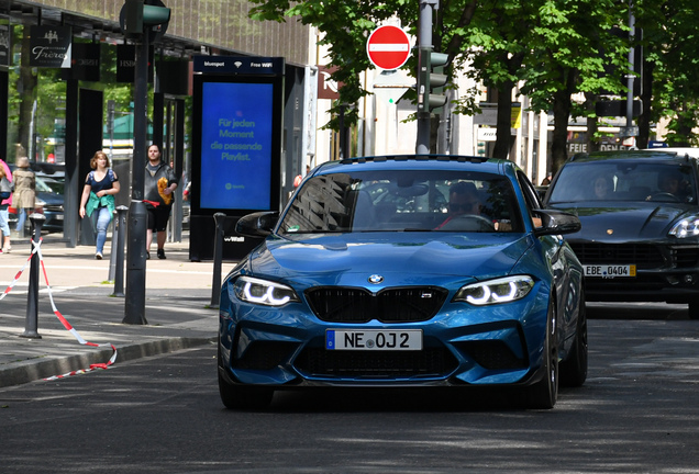BMW M2 Coupé F87 2018 Competition