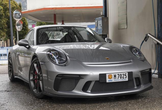Porsche991 GT3 MKII Touring