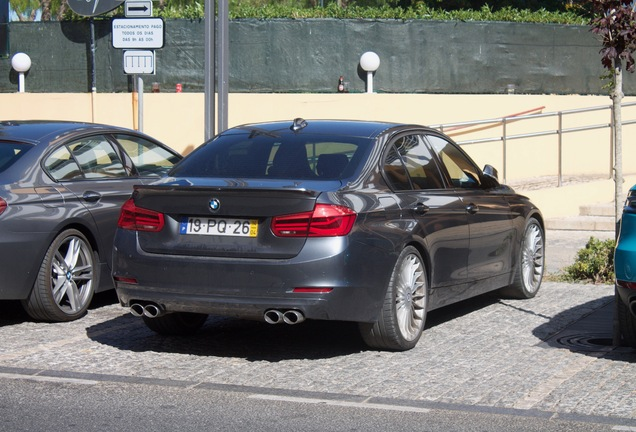 Alpina D3 Bi-Turbo Sedan 2013