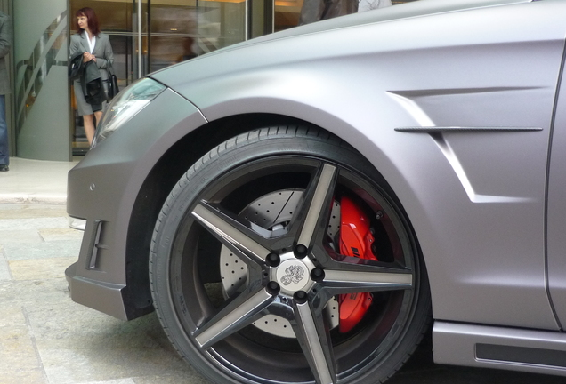 Mercedes-Benz CLS 63 AMG C218 Stealth GSC