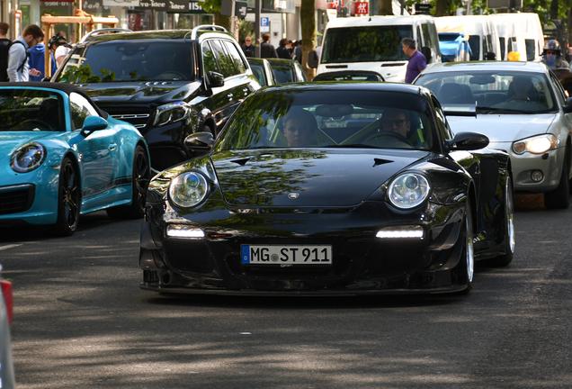 Porsche9FF 997 Turbo RS R