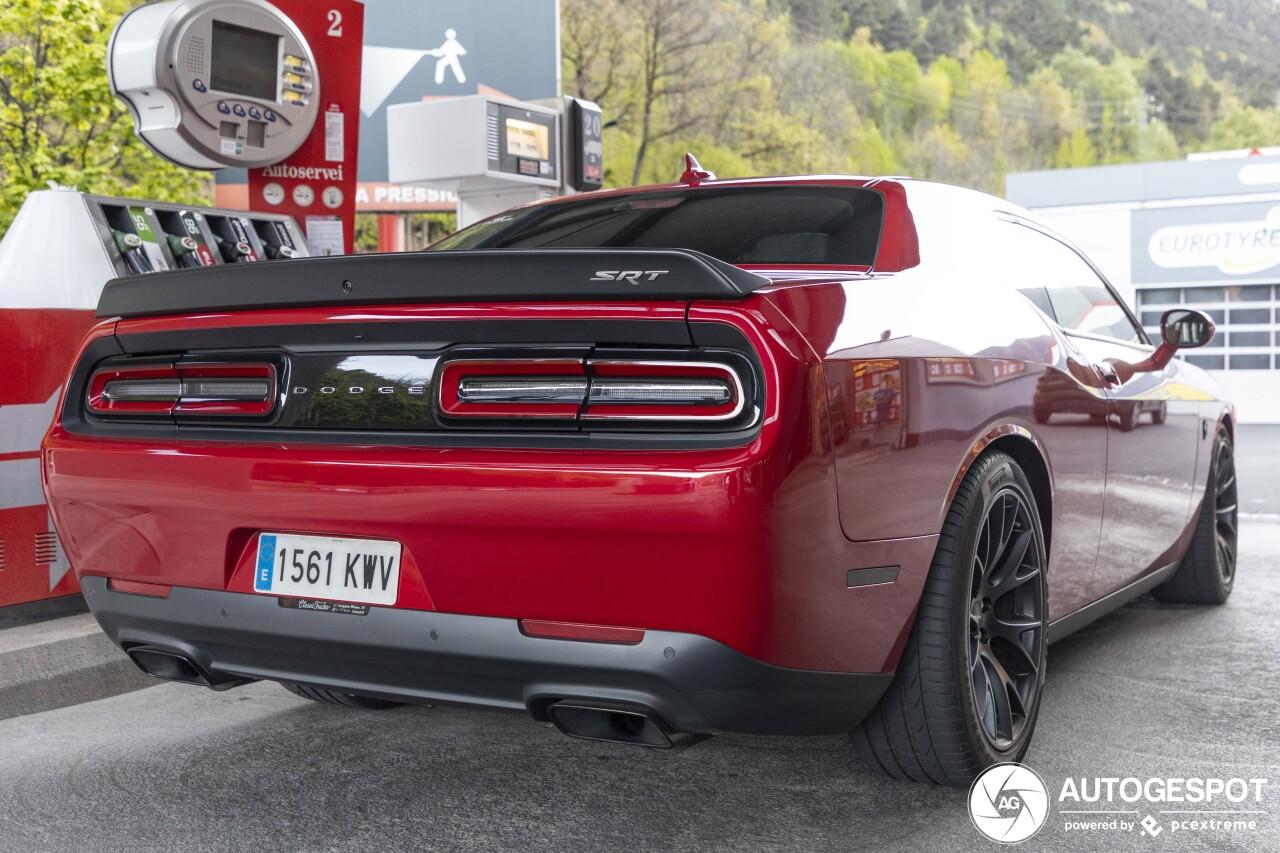 Dodge Challenger SRT Hellcat 2017 - 19 June 2019 - Autogespot