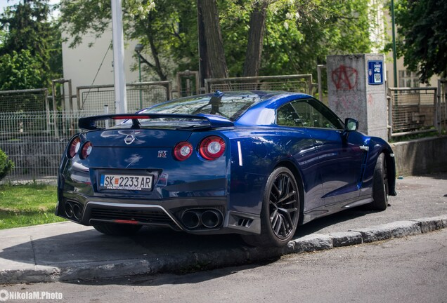 NissanGT-R 2017