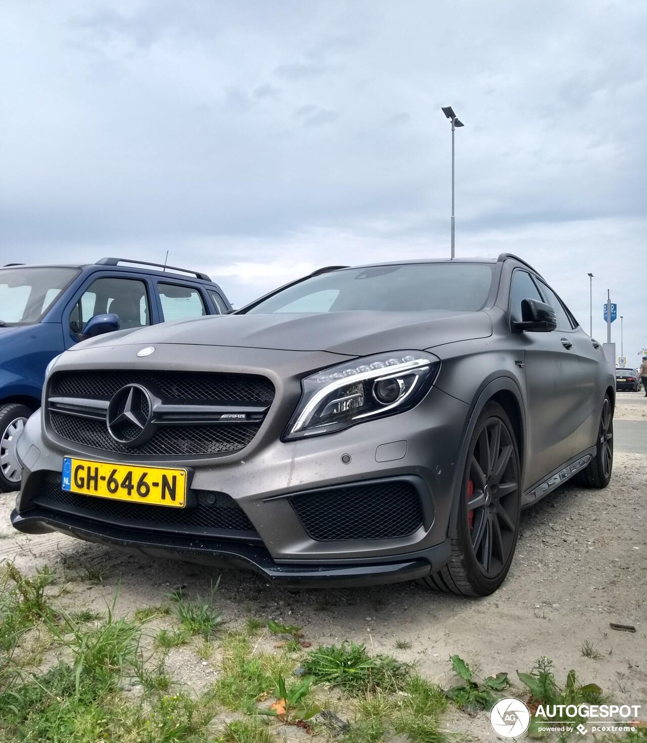 Mercedes-Benz GLA 45 AMG X156 - 20 juni 2019 - Autogespot