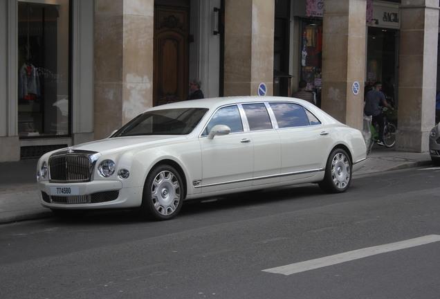 Bentley Mulsanne Grand Limousine 2016