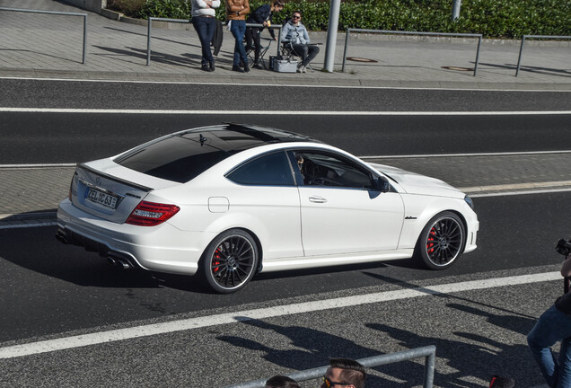 Mercedes-Benz C 63 AMG Coupé