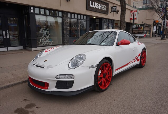 Porsche997 GT3 RS MkII