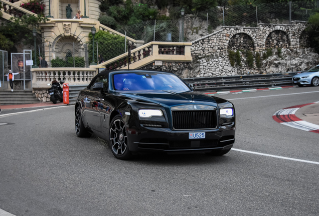 Rolls-Royce Dawn Black Badge Adamas