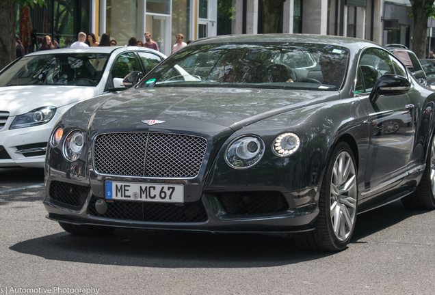 Bentley Continental GT V8 S