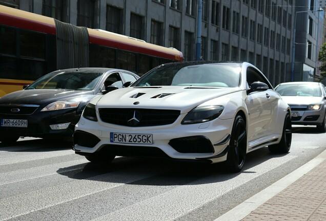 Mercedes-Benz CL 63 AMG C216 Suhorovsky Design SR66