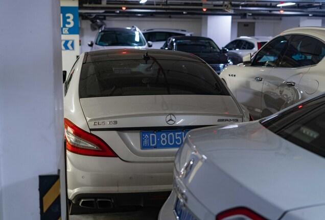 Mercedes-Benz CLS 63 AMG C218 Vorsteiner