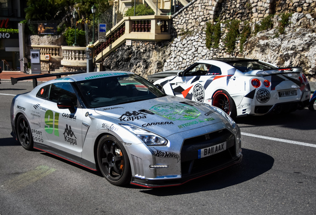 Nissan GT-R 2016 Nismo N Attack Package