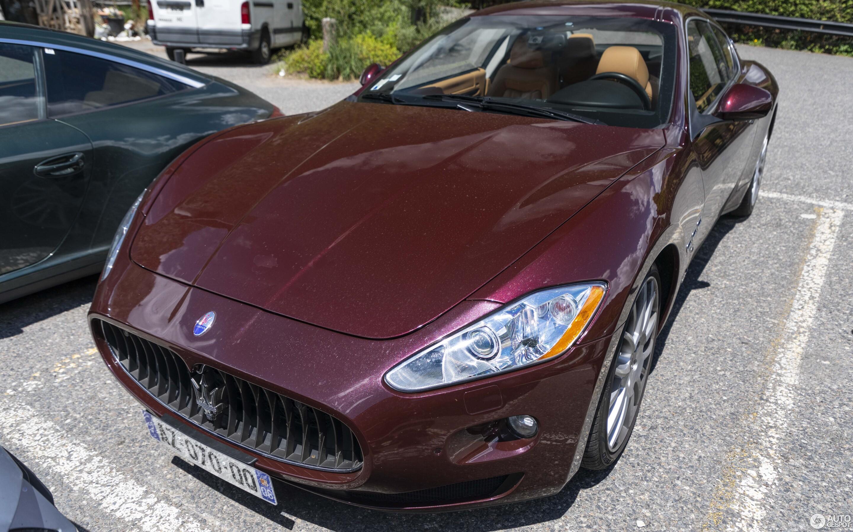 Maserati GranTurismo S Automatic - 24 June 2019 - Autogespot