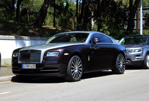 Rolls-RoyceWraith