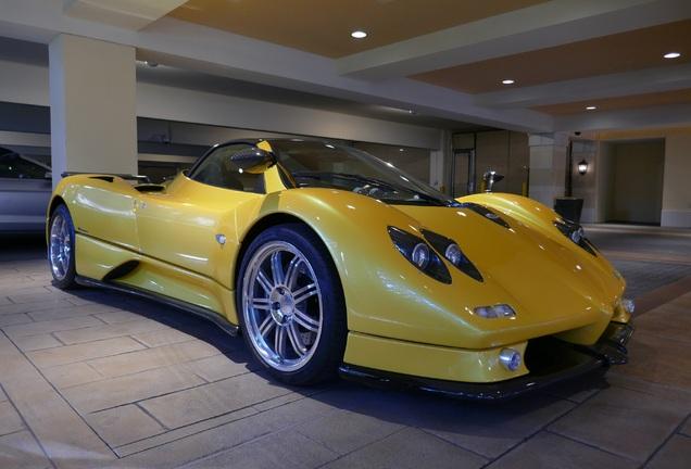 PaganiZonda C12-S Roadster