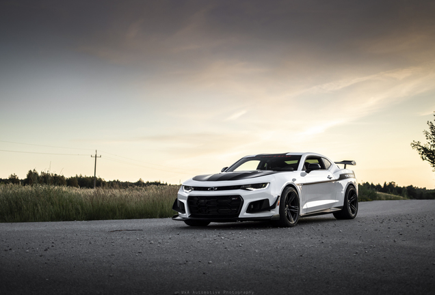Chevrolet Camaro ZL1 1LE 2017 Hennessey HPE1000 The Exorcist