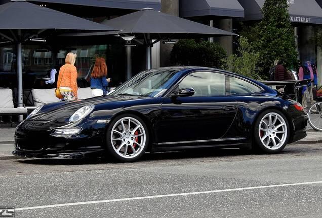 Porsche997 GT3 RS MkI