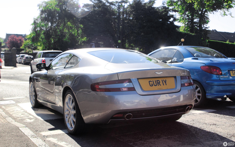 Aston Martin DB9 - 27 juni 2019 - Autogespot