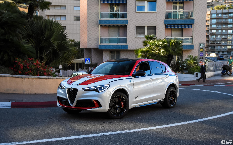 Alfa Romeo Stelvio Quadrifoglio Alfa Romeo Racing Edition