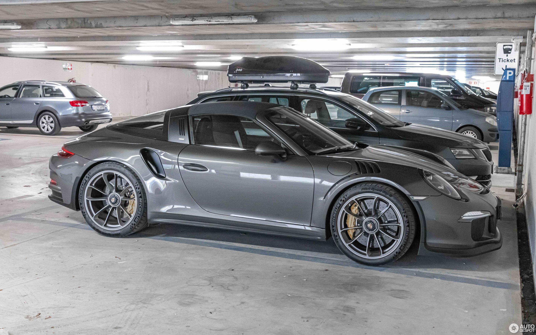 Porsche 991 Targa 4 Gts By Ares Design 28 June 2019 Autogespot