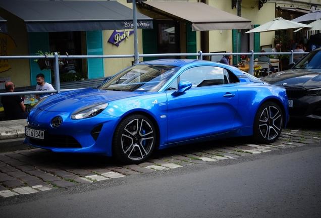 Alpine A110 2017 Première Edition