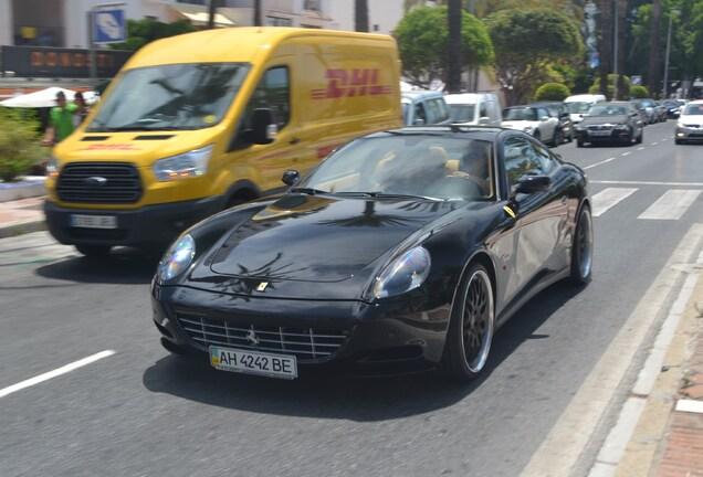 Ferrari 612 Scaglietti Hamann