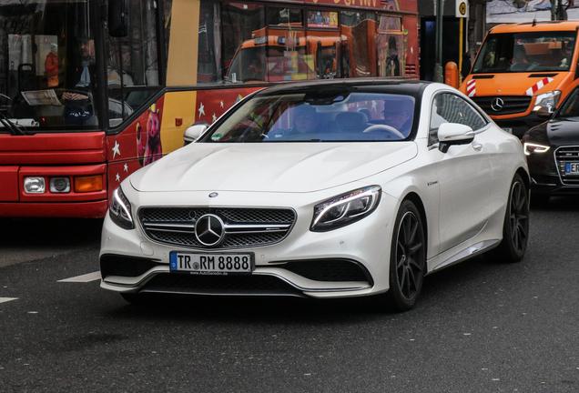 Mercedes-Benz S 65 AMG Coupé C217