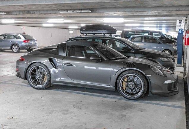 Porsche 991 Targa 4 GTS by Ares Design