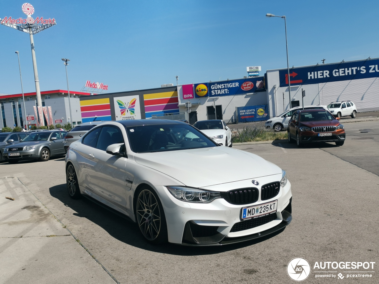 Bmw M4 F82 Coupe 29 June 2019 Autogespot