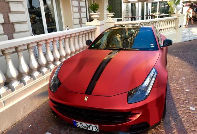 Ferrari FF Novitec Rosso