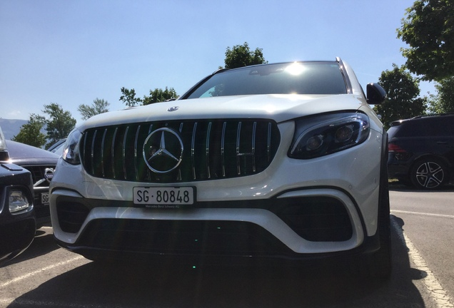 Mercedes-AMG GLC 63 S X253 2018 Edition 1