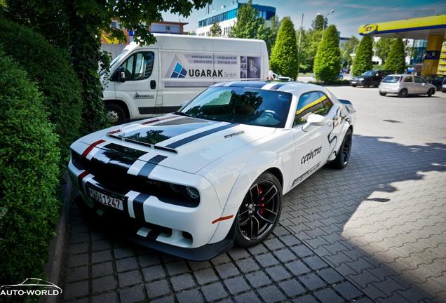 Dodge Challenger SRT Hellcat Geiger Cerberus