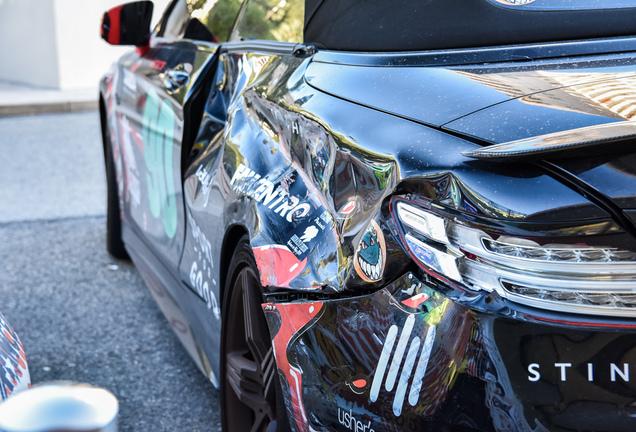 Mercedes-AMG Renntech S 63 Convertible A217