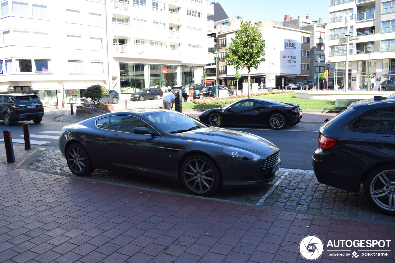 Aston Martin DB9 - 2 July 2019 - Autogespot