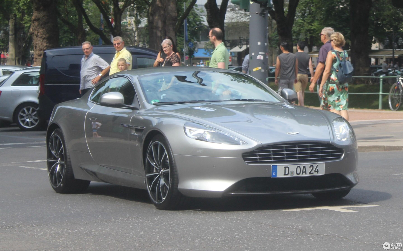 Aston Martin Db9 Gt 2016 Bond Edition 2 Juli 2019 Autogespot