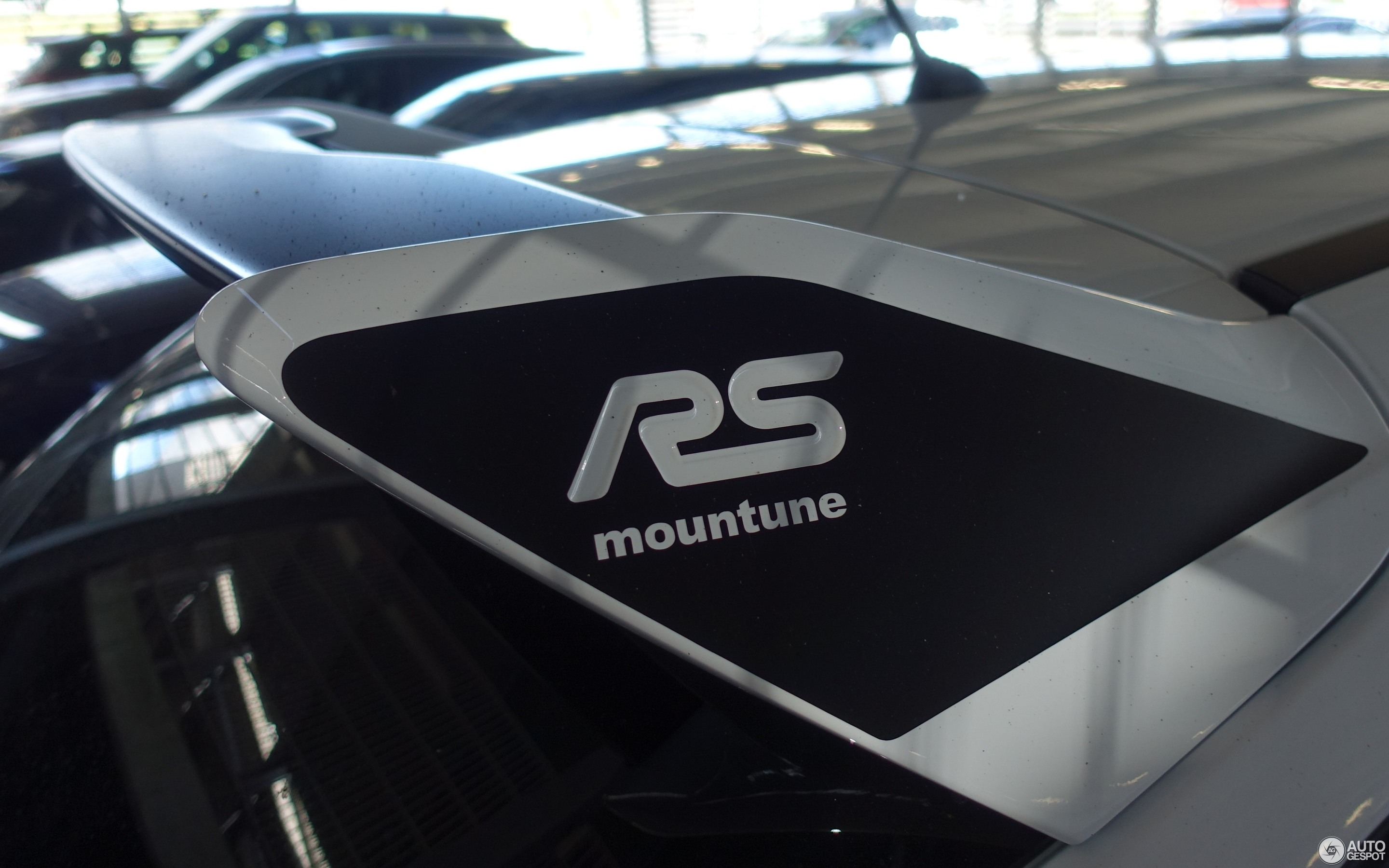 Ford Focus RS 2015 Mountune M380