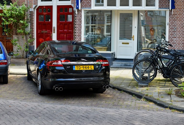 Jaguar XFR