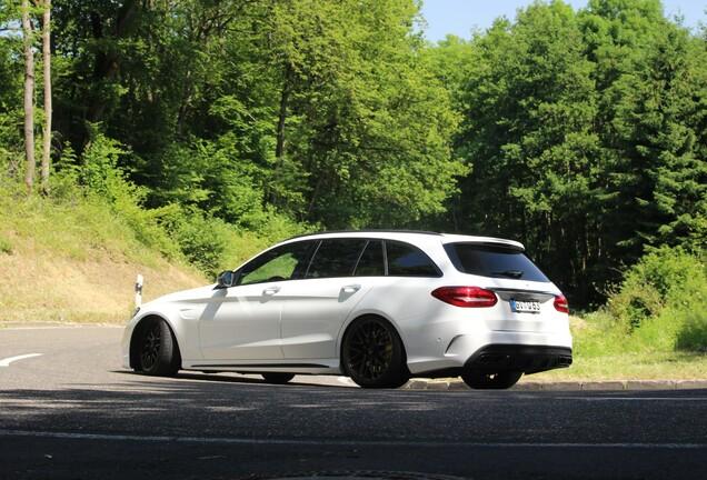 Mercedes-AMG C 63 S Estate S205