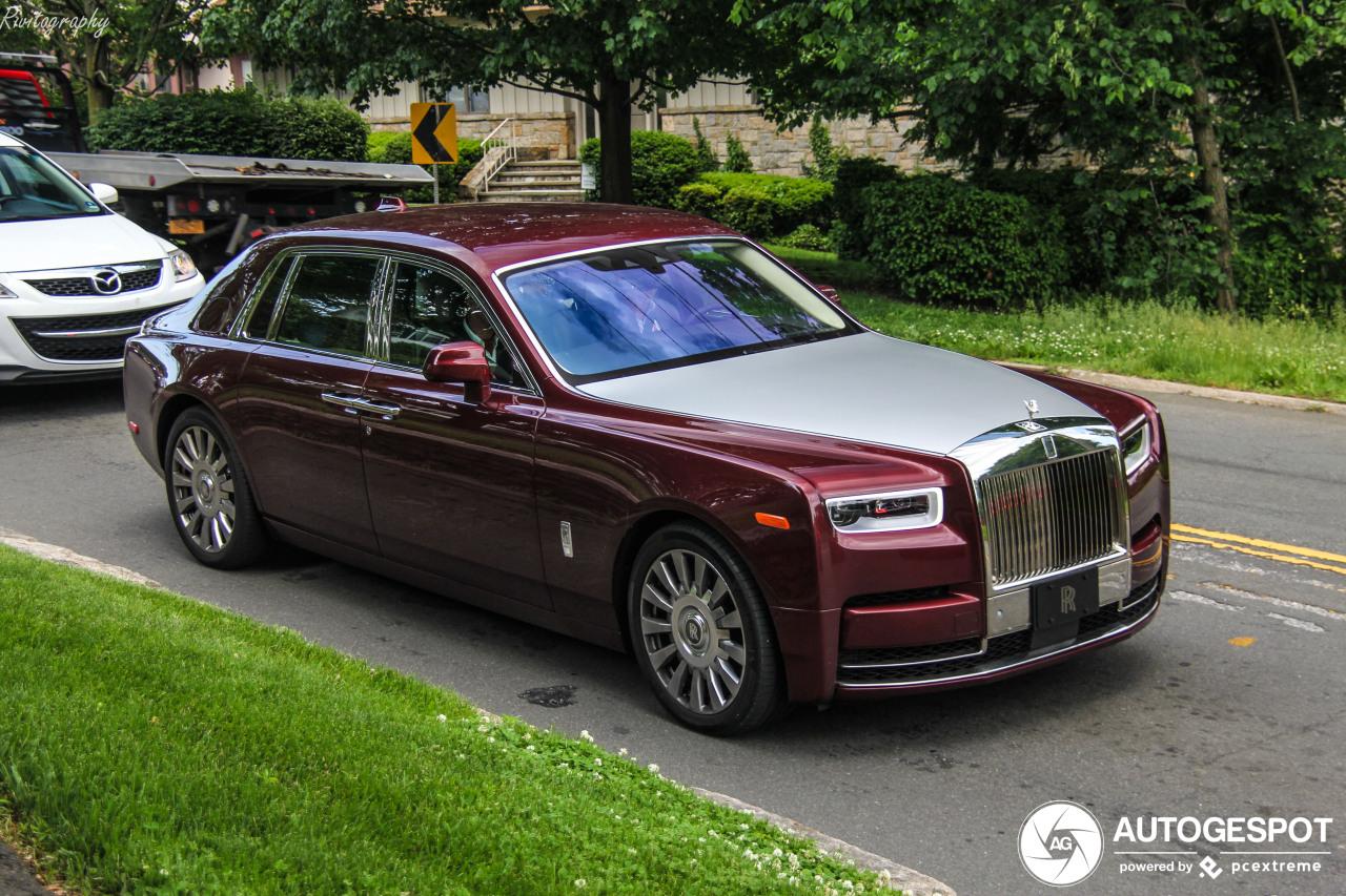 Rolls-Royce Phantom VIII - 4 July 2019 - Autogespot