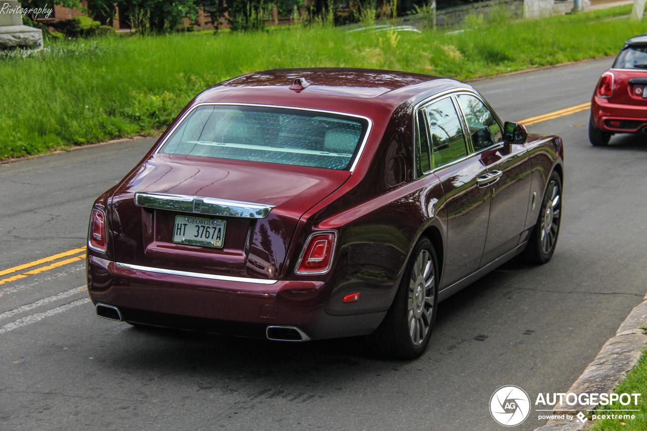 Rolls-Royce Phantom VIII - 4 juli 2019 - Autogespot