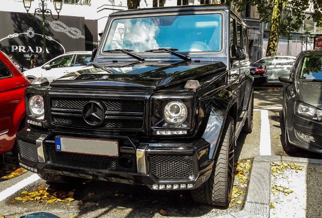 Mercedes-AMG Brabus G 700 Widestar 2016