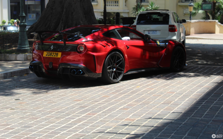 Ferrari F12berlinetta Duke Dynamics