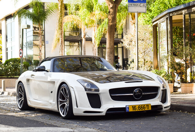 Mercedes-Benz FAB Design SLS AMG Jetstream Roadster