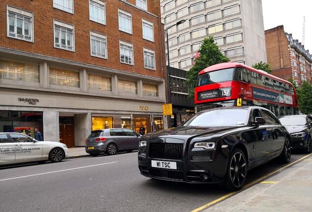 Rolls-Royce Mansory Ghost EWB Series II