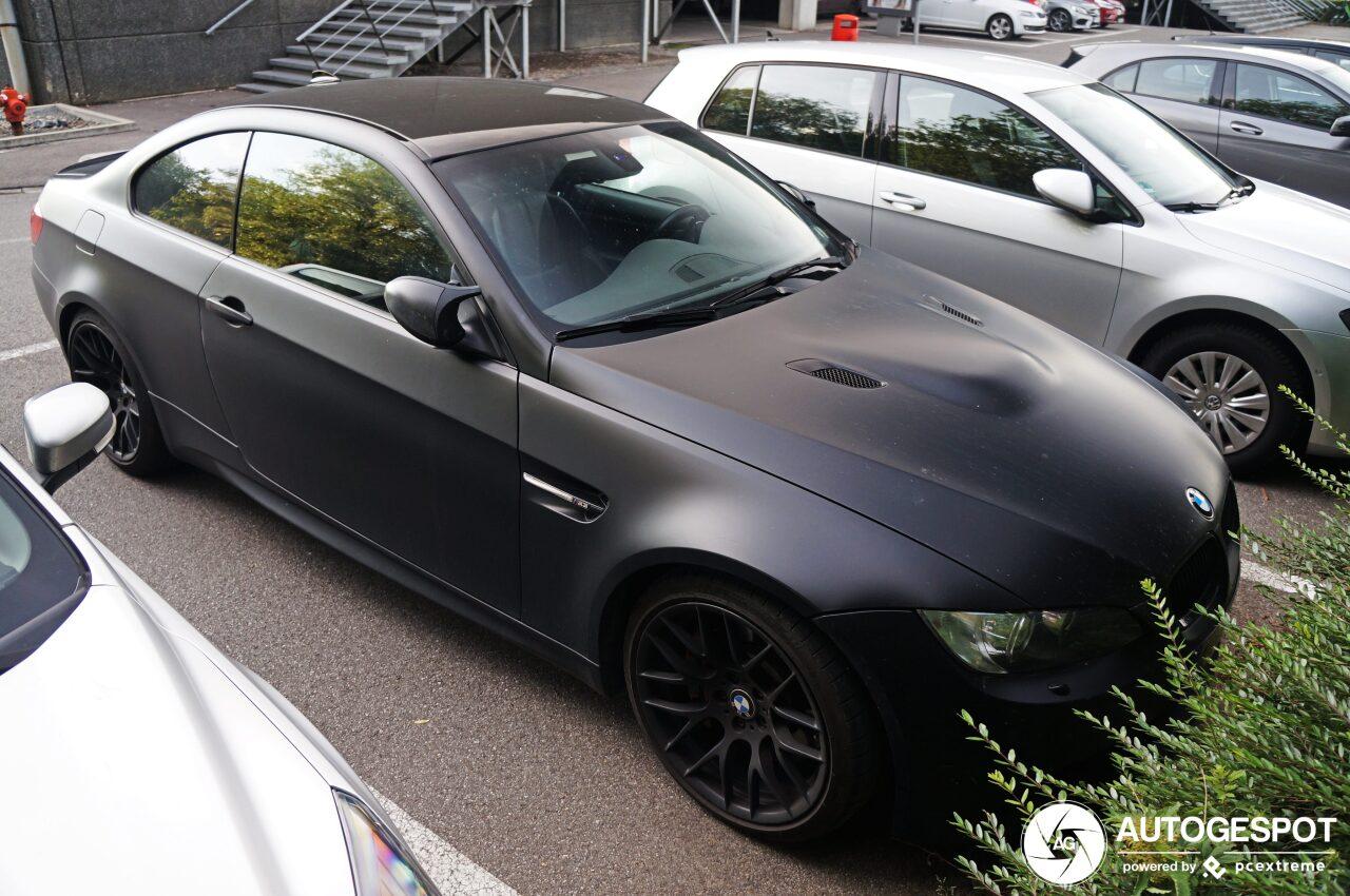 BMW M3 E92 Coupé Frozen Black Edition - 7 July 2019 ...