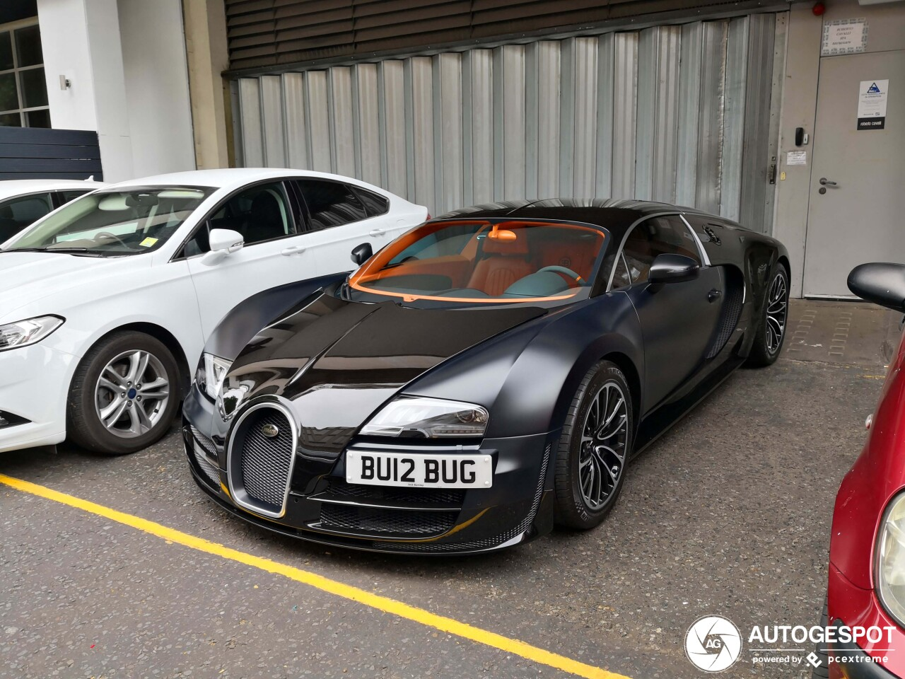 Bugatti Veyron 16.4 Super Sport Sang Noir - 7 July 2019 - Autogespot