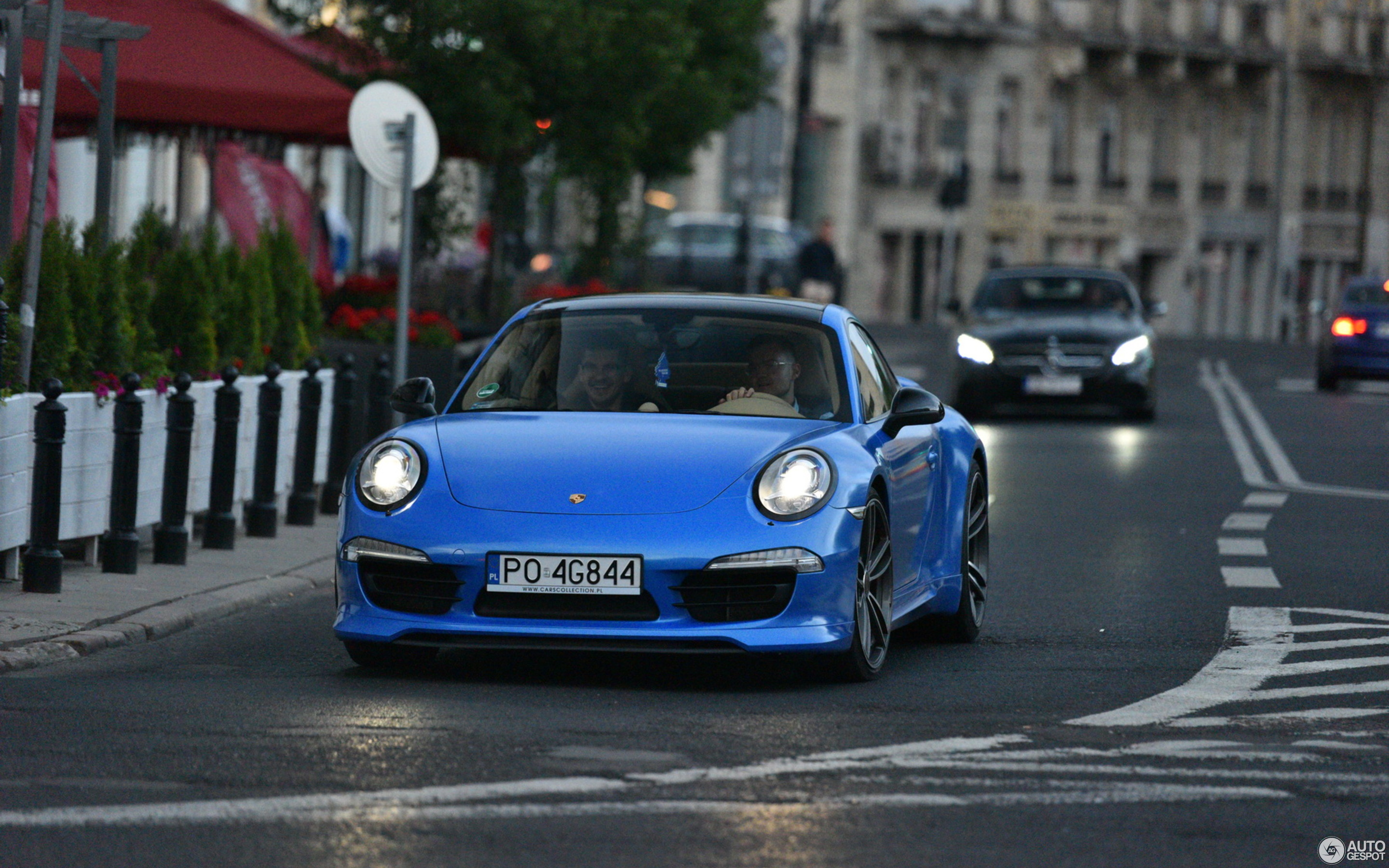 Porsche 991 Techart Carrera 4S